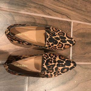 Calvin Klein Slip - On Mules
